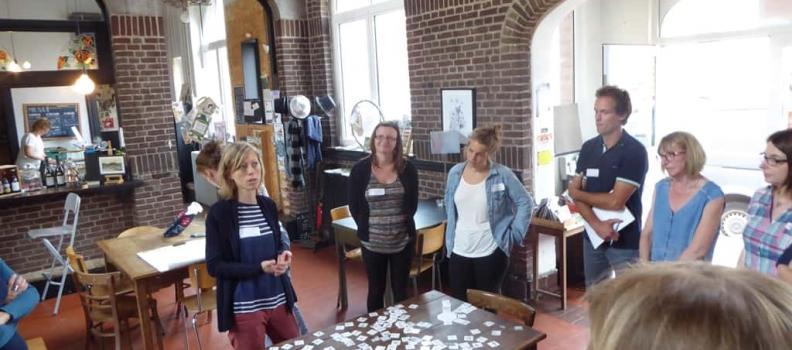Vers des Défis Alimentation Durable partout en Wallonie ? Les formations à l'utilisation du kit méthodologique ont démarré!