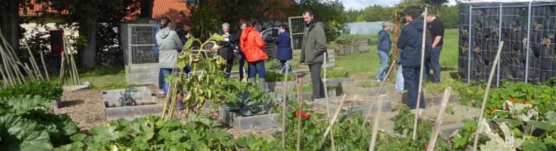 La première formation AD-In «Ambassadeurs Transfrontaliers de l'alimentation durable» a eu lieu à Audruicq