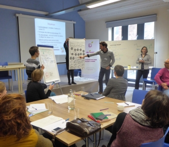 Accompagnement collectif de communes wallonnes engagées dans des démarches d'éco-exemplarité (EcoTeams)