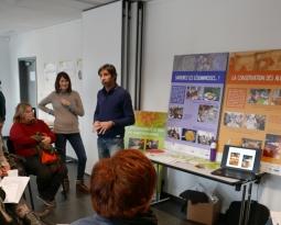 Le projet Interreg Va AD-In (Alimentation Durable Inclusive) se déploie sur Binche !