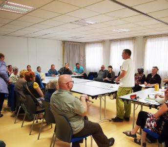 Accompagnement d'acteurs de démocratie participative dans le cadre d'un appel à projets du Conseil régional Nord-Pas de Calais