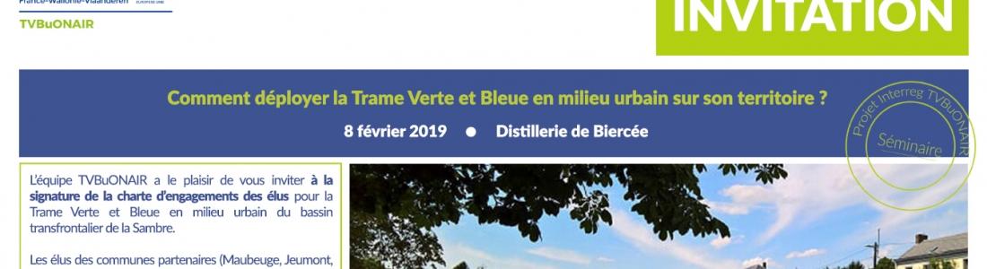 Trame Verte et Bleue transfrontalière : venez découvrir les réalisations du projet Interreg Va TVBuONAIR