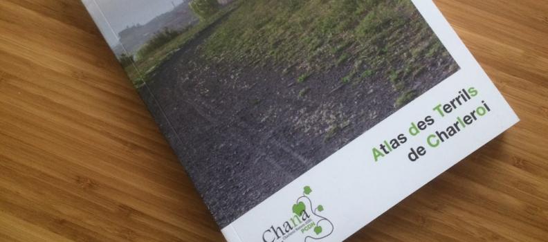 Un atlas des Terrils de Charleroi vient de voir le jour