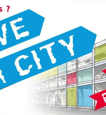 Accompagnement de l'appel à projets «Move your city» à La Louvière