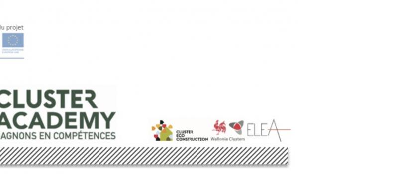 Projet Interreg V ET'Air : Cluster Academy sur «La qualité de l'air intérieur (QAI)» le 25 avril à Namur avec Espace Environnement