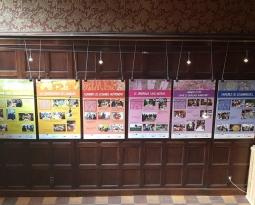 AD-In : une exposition sur les Défis alimentation durable dans les locaux d'Espace Environnement