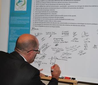 Elaboration participative du programme local de prévention des déchets du Syndicat Mixte de Traitement des Déchets du bassin Est