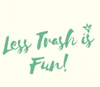 « Less trash is fun ! » un projet citoyen pour développer la communauté Zéro Déchet