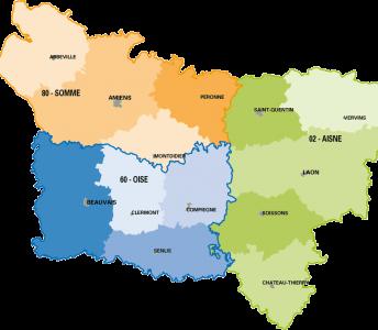 Co-animation du réseau régional Economie circulaire en Région Picardie